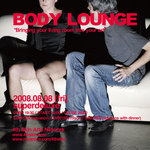 Body Lounge Flyer (front)